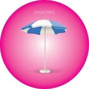 Parasols : ronds
