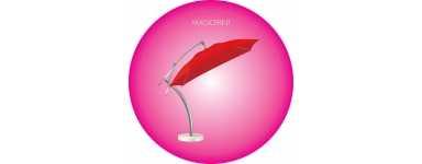 Parasols publicitaires: Déportés