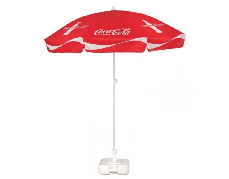Quand les parasols publicitaires avec impression personnalisés s'incrustent dans votre décor
