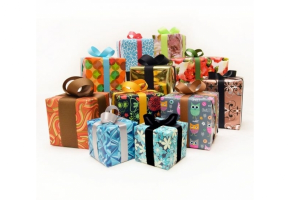 Tous les avantages du papier cadeau personnalisé